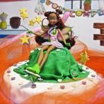 Barbie Cake 2